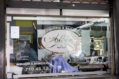 Alberto's barber shop